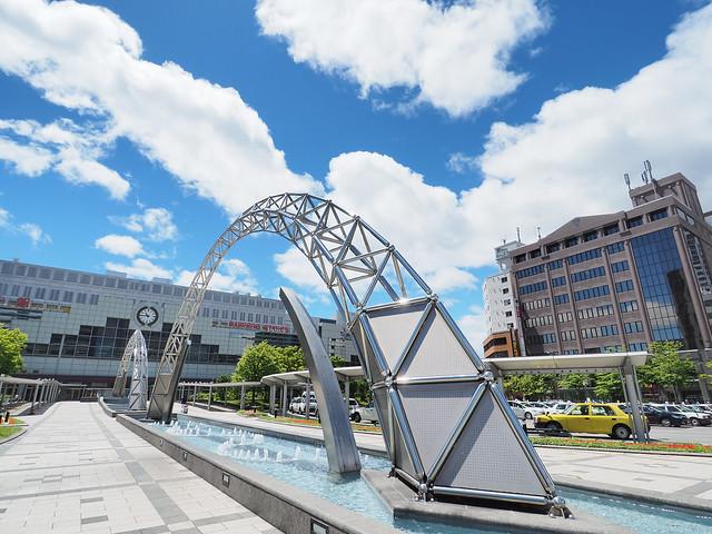 札幌駅北口広場